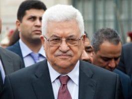 PA-president Mahmoud Abbas (Foto: Olivier Pacteau)