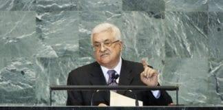 PA-president Mahmoud Abbas gir ikke opp håpet om en anerkjennelse av en palestinsk stat fra FN, uten å gå veien om forhandlinger med Israel. (Foto: UN Photo)