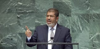 Mohamed Morsi (UN Photo)