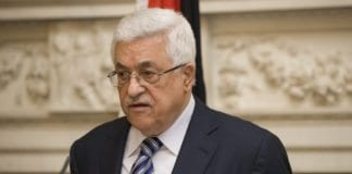 PA-president Mahmoud Abbas (Foto: Pressekontoret til den britiske regjeringen)