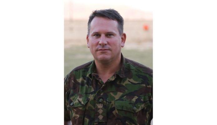 Britisk kommandør Richard Kemp (Foto: Wikipedia)