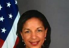 Susan Rice, USAs ambassadør til FN.