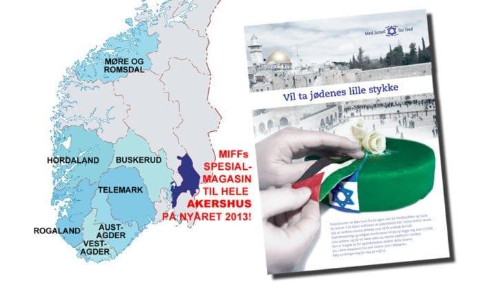 På nyåret 2013 går MIFFs spesialmagasin til alle husstander i Akershus fylke.