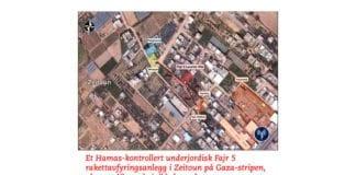 God etterretning har gjort at Israel har kunnet sette en stor del av den mest truende rakett-kapasiteten til terrororganisasjonene på Gaza-stripen ut av spill onsdag ettermiddag.