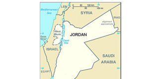 Jordan okkuperte og annekterte Vestbredden fra 1948 til 1967. Bare Storbritannia, Irak og Pakistan anerkjente anneksjonen.