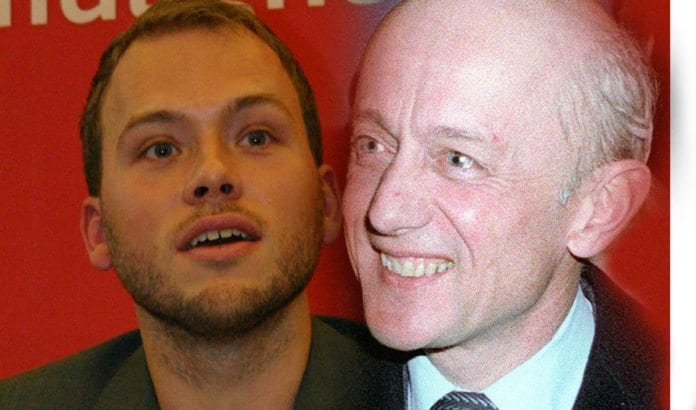 Audun Lysbakken og Kåre Willoch går inn for en politikk som de aller fleste norske jøder mener er svært Israel-fiendtlig. (Foto: Wikipedia)