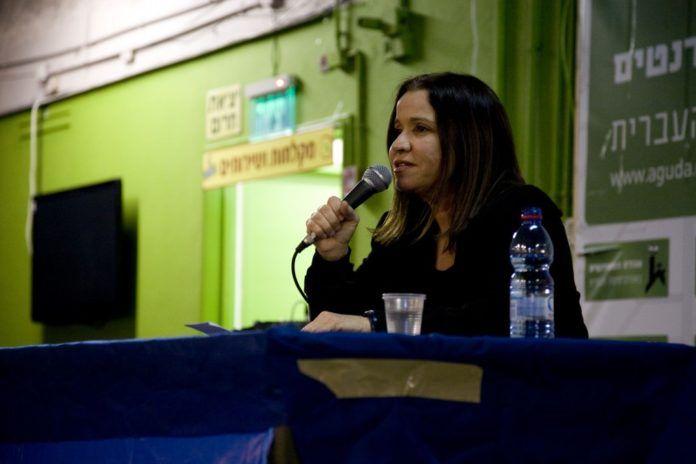 Aps partileder Shelly Yachimovich (Foto: Arbeiderpartiet i Israel)