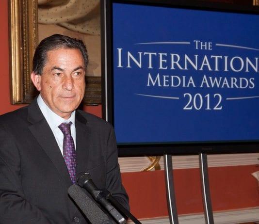 """Ha'aretz journalist Gideon Levy mottok en prestisjetung internasjonal mediepris i mai i år. Den siste prisen for """"uærlig journalistikk"""" fra Honest Reporting sier litt om hvor omstridt han er i Israel. (Foto: Wikipedia)"""
