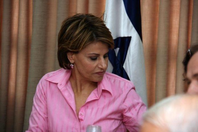 Tidligere Knesset-ordstyrer Dalia Itzik. (Foto: Tzipi Livnis flickr-konto)