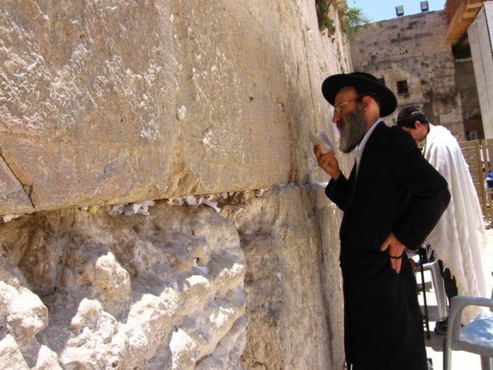 Vestmuren i Jerusalem (Foto: Adam Walker Cleaveland)
