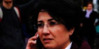 Knesset-politiker Hanin Zoabi (Foto: Sergio Yahni)