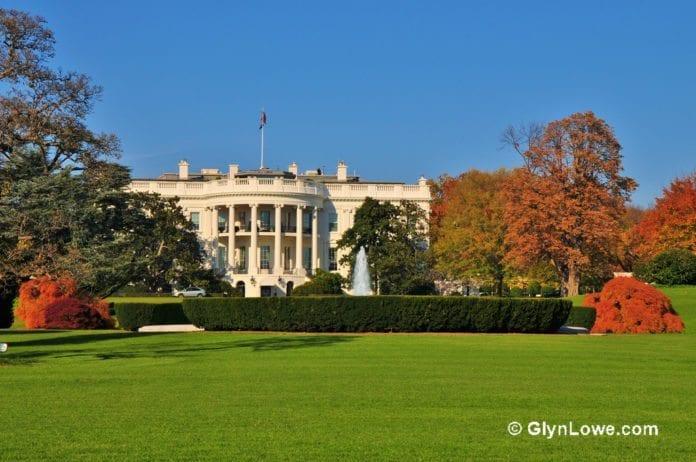 Det hvite hus i Washington. (Foto: GlynLove.com)