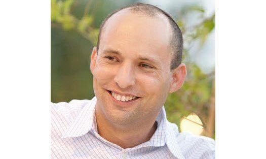 Naftali Bennett, partileder fo Bayit Yehudi. (Foto: Wikipedia)