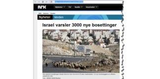 Skjermdump fra Nrk.no mandag 3. desember kl. 10.30 - nesten tre døgn etter at artikkelen først ble publisert.