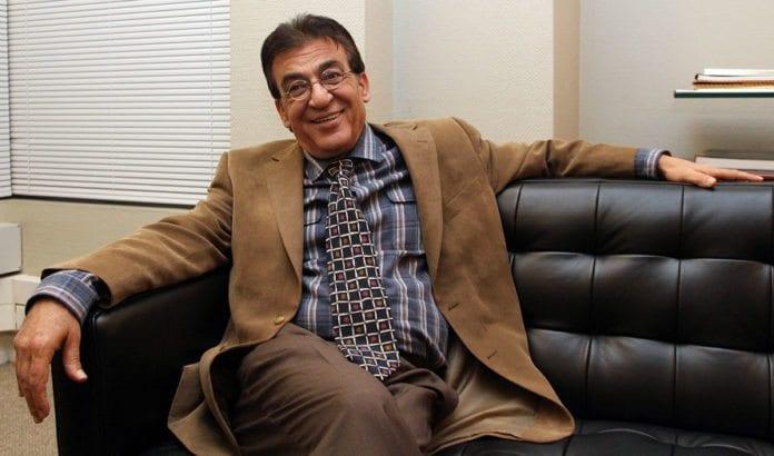 Ambassadør Naim Araidi. (Foto: Conrad Myrland, MIFF)