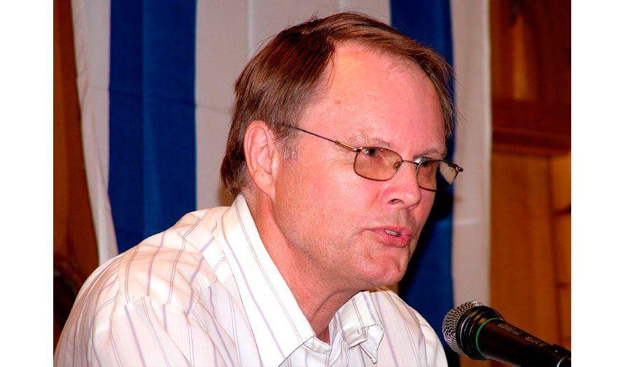 Olav Vidar Landsverk i MIFF Grenland: Den norske antisionistiske kirke