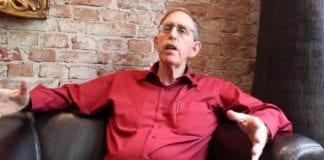 Professor Dan Schueftan. (Skjermdump fra youtube.com/watch?v=ED6SZYmziTw)