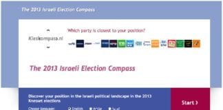 Illustrasjon: Skjermdump fra Jerusalem Post