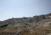 Den israelske bosetningen Nof Zion på Vestbredden. (Foto: Decode Jerusalem)