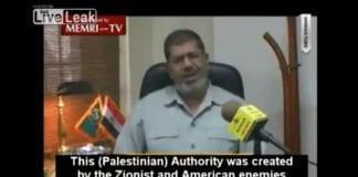 Mohamed Morsis antisemittiske tendenser har blitt løftet fram i mediene. (Foto: Skjermdump fra MEMRI)
