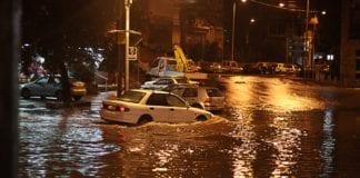 Også i 2009 opplevde Israel en betydelig flom i store deler av landet. (Foto: Abid Roy)