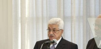 PA-president Mahmoud Abbas (Foto: UN Photo)