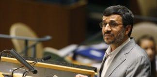 Irans president Mahmoud Ahmadinejad. (Foto: UN Photo)