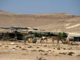 Typisk israelsk beduinerlandsby. (Foto: flickr.com)