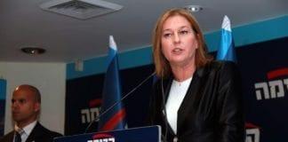 Hatnua-leder Tzipi Livni (Foto: Tzipi Livnis flickr-konto)