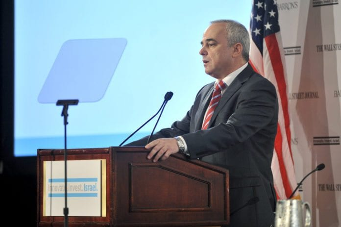 Israels finansminister Yuval Steinitz (Foto: GPO)