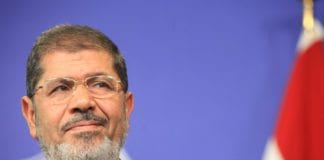 Egypts president Mohamed Morsi (Foto: EEAS)