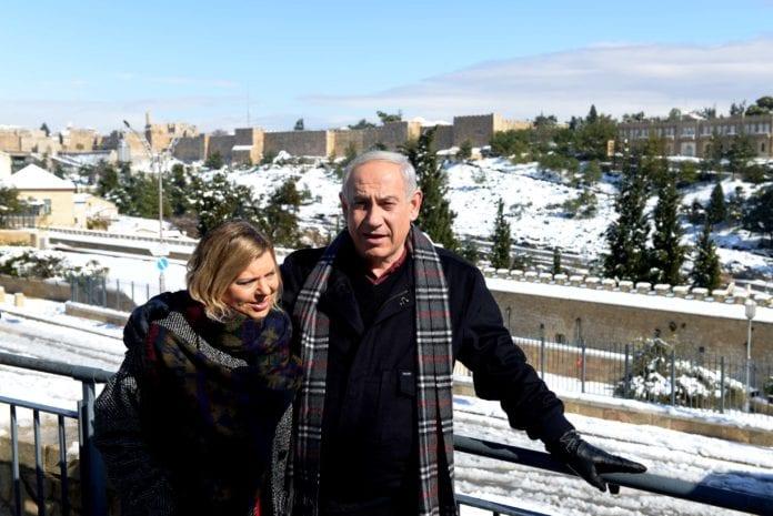 Likud-sjef Benjamin Netanyahu står igjen både som valgets vinner og valgets taper. Han blir landets neste statsminister, men Likud/Israel Beiteinu taper betydelig oppslutning. (Foto: GPO)