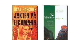 To av bøkene som har fått sterkt nedsatt pris.