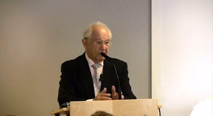 Herman Kahan (Foto: Skjermdump fra YouTube-video til MIFF)