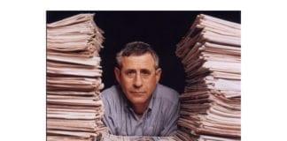 Professor Mordechai Kedar fra Bar-Ilan-universitetet. (Foto: Privat, Facebook)