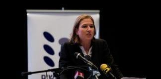 Tzipi Livni, Hatnuas partileder, blir Israels nye justisminister. (Foto: Tzipi Livnis Facebook-side)