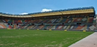 Teddy Stadium, hjemmebanen til Beitar Jerusalem. (Foto: Matthew Wilkinson, flickr.com)