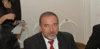 Tidligere utenriksminister Avigdor Lieberman (Foto: Saeima, flickr.com)