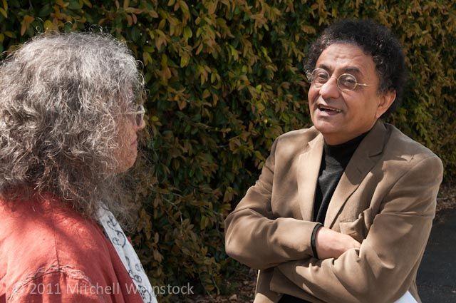 Ma'ariv-journalist Ben-Dror Yemini (Foto: Mitchell Weinstock, flickr.com)