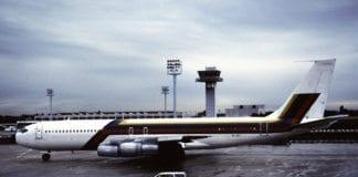 Et gammelt Boeing 707 som eies av Arkia Israel Airlines. (Illustrasjon: FotoNoir, flickr.com)