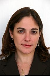 Redaktør i Jerusalem Post, Caroline Glick. (Foto: Wikipedia)