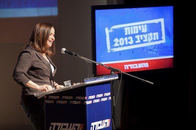Arbeiderpartiets leder Shelly Yachimovich får fire nye år som opposisjonspolitiker. (Foto: Arbeiderpartiet)