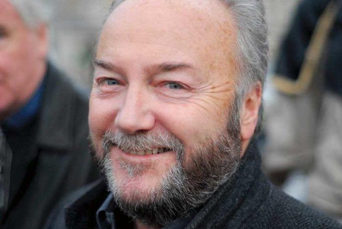 Respect Partys medlem av Underhuset, George Galloway. (Foto: Wikipedia)