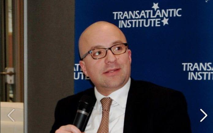 Daniel Schwammenthal, direktør for AJC Transatlantic Institute. (Foto: Facebook)