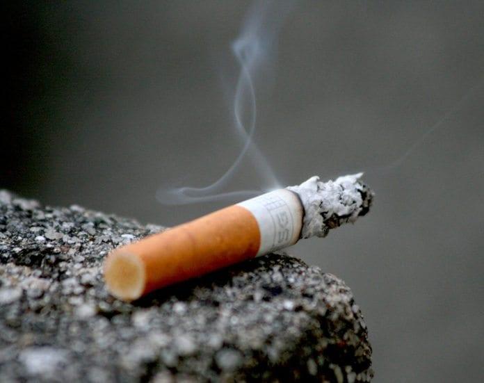 Israelske sigaretter blir nå merket med