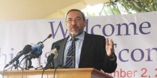 Israel Beiteinu-leder Avigdor Lieberman (Foto: GPO)