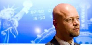 Yngve Slyngstad, leder for Statens pensjonsfond utland. (Foto: Norges Bank)