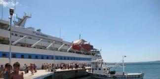 Mavi Marmara-båten, før avreisen mot Gaza-stripen i 2010. (Foto: Peanut99, flickr.com)