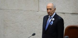 President Shimon Peres (Foto: Shimon Peres, Facebook.com)