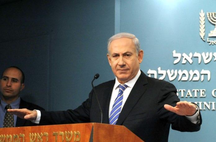 Statsminister Benjamin Netanyahu (Foto: GPO)